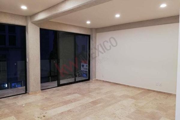 Foto de departamento en venta en fernando montes de oca 155, san miguel chapultepec i sección, miguel hidalgo, df / cdmx, 13330647 No. 04