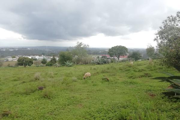 Foto de terreno habitacional en venta en  , ferrería de apulco, metepec, hidalgo, 7659593 No. 03