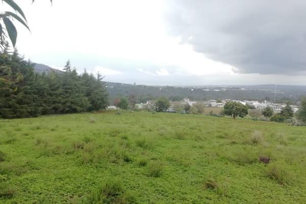 Foto de terreno habitacional en venta en  , ferrería de apulco, metepec, hidalgo, 7659593 No. 05
