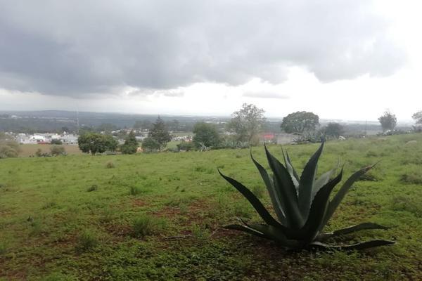 Foto de terreno habitacional en venta en  , ferrería de apulco, metepec, hidalgo, 7659593 No. 07