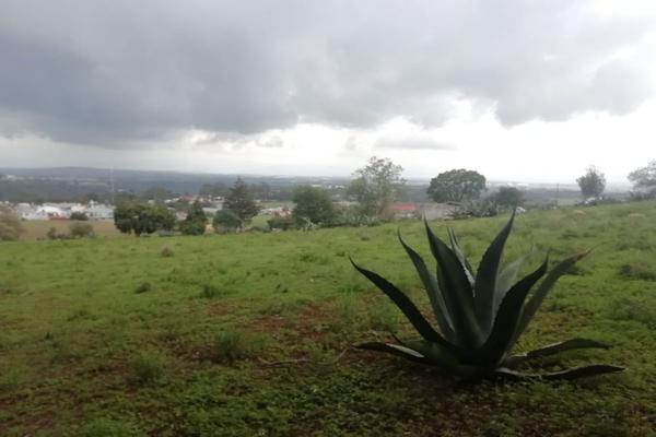 Foto de terreno habitacional en venta en  , ferrería de apulco, metepec, hidalgo, 7659593 No. 10