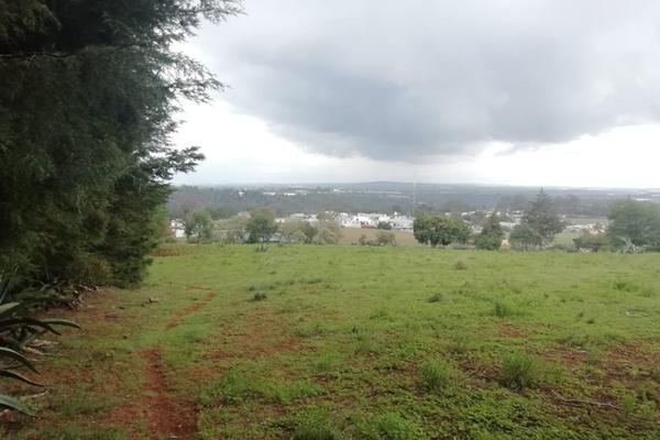Foto de terreno habitacional en venta en  , ferrería de apulco, metepec, hidalgo, 7659593 No. 14