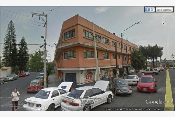 Foto de departamento en venta en ferrocarril hidalgo 2129, del obrero, gustavo a. madero, df / cdmx, 5376161 No. 01