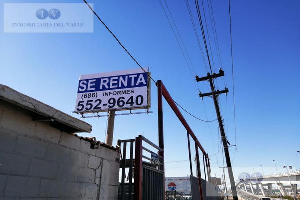 Foto de local en renta en  , ferrocarril, mexicali, baja california, 19596548 No. 04