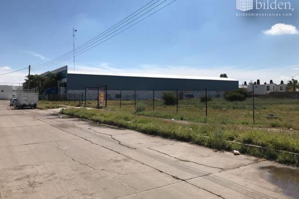 Foto de terreno habitacional en renta en  , ciudad industrial, durango, durango, 6133168 No. 01