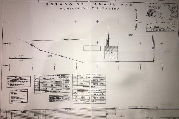 Foto de terreno habitacional en venta en finca #31989 0, esteros, altamira, tamaulipas, 2648586 No. 07