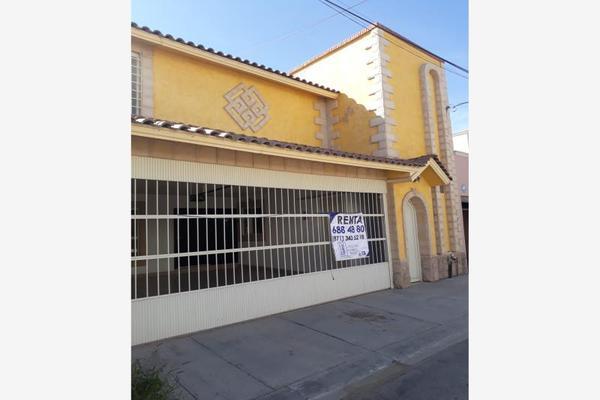 Foto de casa en renta en finisterre 53, quintas san isidro, torreón, coahuila de zaragoza, 21287575 No. 01