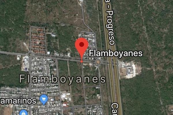 Foto de terreno habitacional en venta en  , flamboyanes, progreso, yucatán, 5342513 No. 02