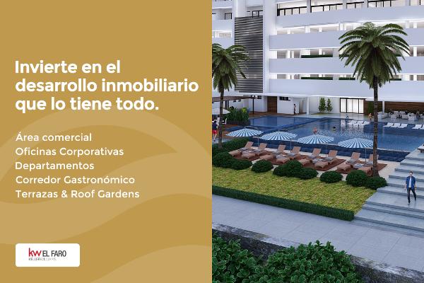 Foto de departamento en venta en  , flamingos, mazatlán, sinaloa, 6191204 No. 01