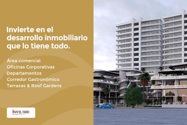 Foto de departamento en venta en  , flamingos, mazatlán, sinaloa, 6192139 No. 01