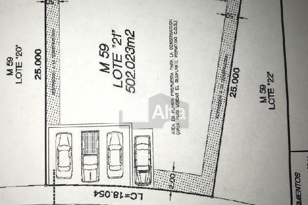 Foto de terreno comercial en venta en flor de gardenia , carolco, monterrey, nuevo león, 5928230 No. 06