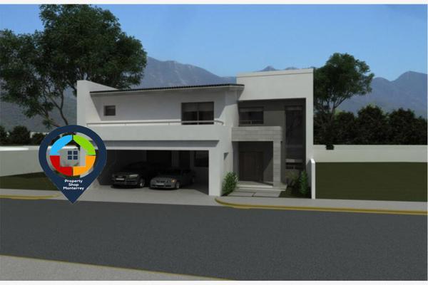 Foto de casa en venta en flor de granito 100, flor de piedra, monterrey, nuevo león, 5623165 No. 01