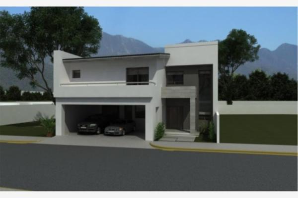 Foto de casa en venta en flor de granito 8, flor de piedra, monterrey, nuevo león, 3587613 No. 01