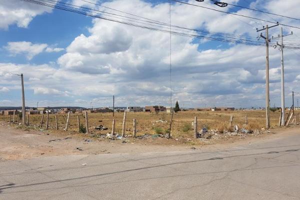 Foto de terreno habitacional en venta en flor de sauco 100, 20 de noviembre, durango, durango, 5358520 No. 01