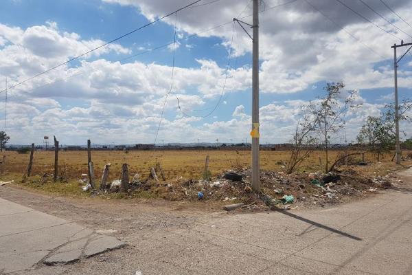 Foto de terreno habitacional en venta en flor de sauco 100, 20 de noviembre, durango, durango, 5358520 No. 06