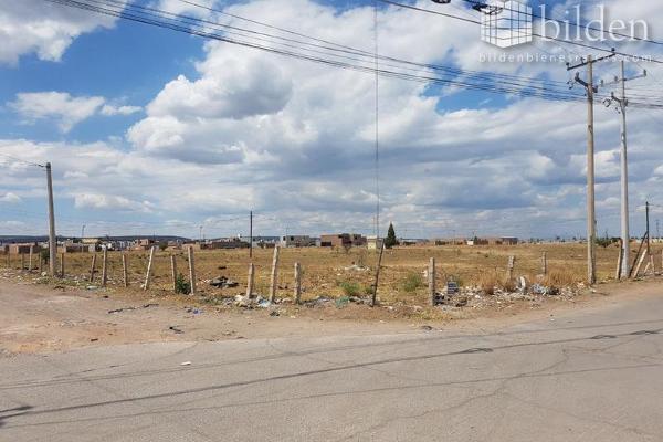 Foto de terreno habitacional en venta en flor de sauco 100, 20 de noviembre, durango, durango, 5358520 No. 09
