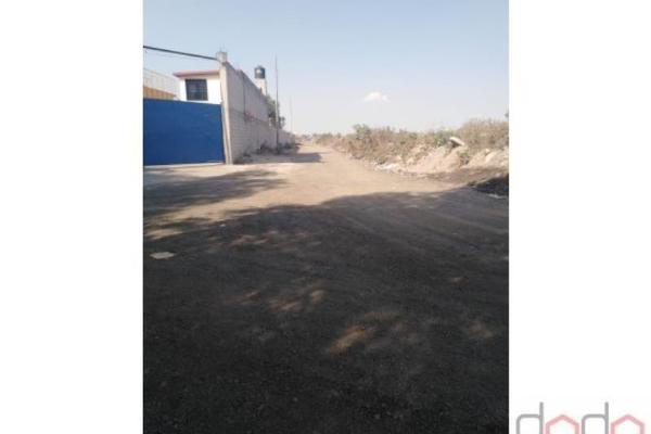 Foto de terreno habitacional en venta en flores acuáticas 1, san pablo de las salinas, tultitlán, méxico, 8350562 No. 08
