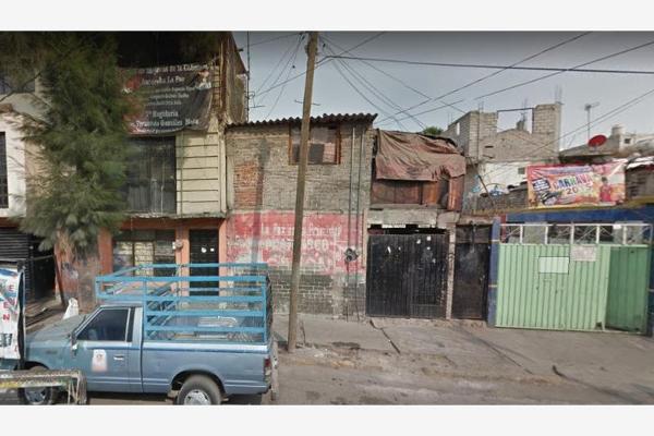 Foto de terreno habitacional en venta en flores magon 2b, los reyes acaquilpan centro, la paz, méxico, 5419105 No. 01