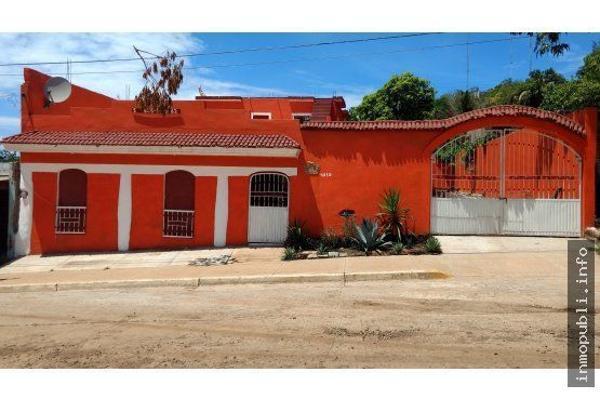 Foto de casa en venta en  , flores magón, mazatlán, sinaloa, 6198036 No. 01