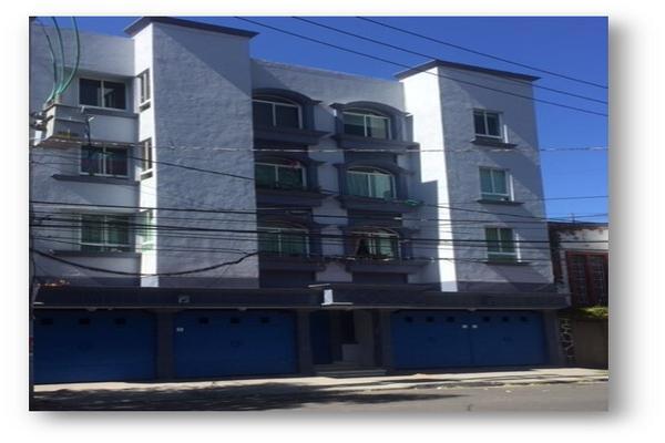 Foto de departamento en renta en floresta 162 , clavería, azcapotzalco, df / cdmx, 0 No. 01