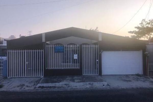 Foto de casa en venta en  , floresta, veracruz, veracruz de ignacio de la llave, 4555074 No. 01