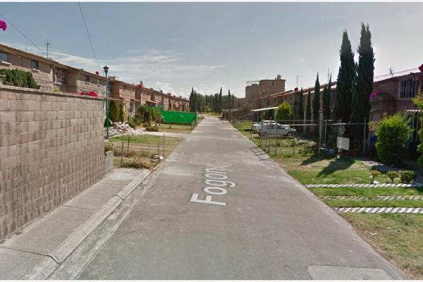 Foto de casa en venta en fogon 33, geovillas de costitlán, chicoloapan, méxico, 5385028 No. 01