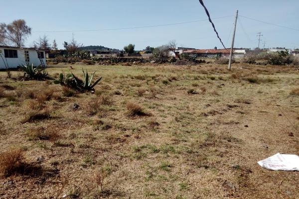 Foto de terreno habitacional en venta en  , fondo, aculco, méxico, 8856001 No. 01