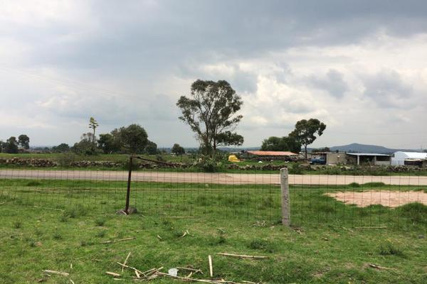 Foto de terreno habitacional en venta en fondo aculco sin numero, fondo, aculco, méxico, 5958649 No. 04