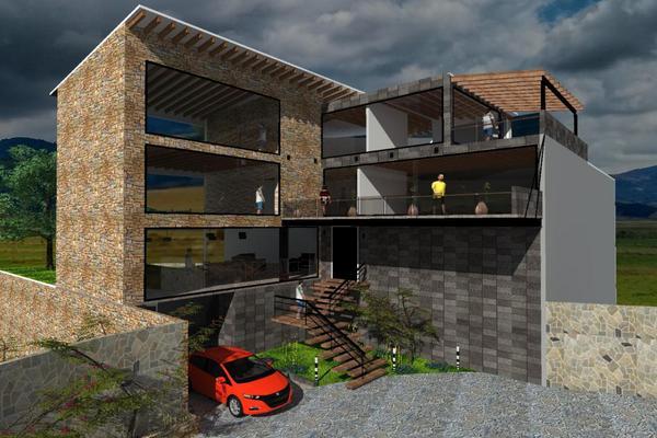 Foto de casa en condominio en venta en fontana alta , avándaro, valle de bravo, méxico, 5723635 No. 01