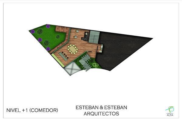 Foto de casa en condominio en venta en fontana alta , avándaro, valle de bravo, méxico, 5723635 No. 08