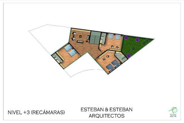 Foto de casa en condominio en venta en fontana alta , avándaro, valle de bravo, méxico, 5723635 No. 10