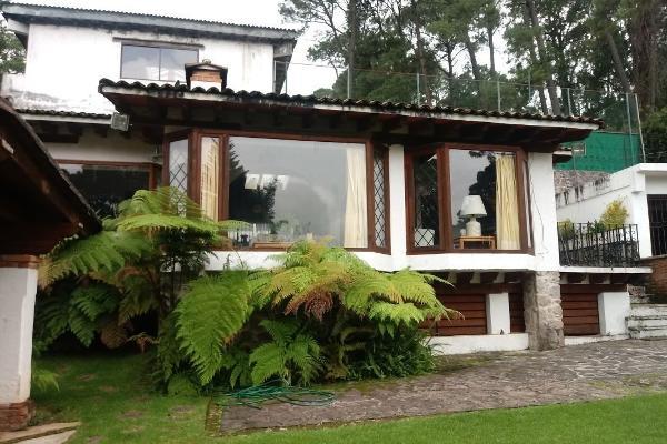 Foto de casa en renta en fontana bella , avándaro, valle de bravo, méxico, 4635196 No. 01