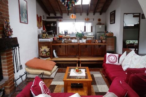 Foto de casa en renta en fontana bella , avándaro, valle de bravo, méxico, 4635196 No. 04
