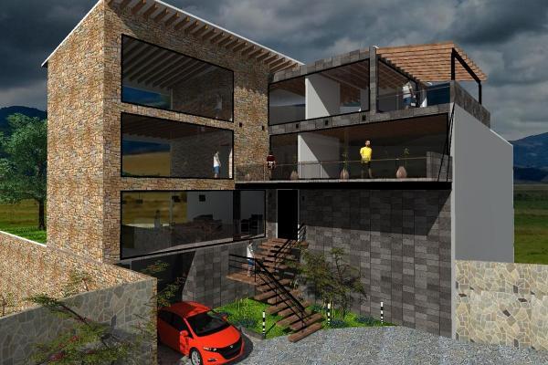 Foto de casa en condominio en venta en fontana pura esquina fontana alta , avándaro, valle de bravo, méxico, 5723635 No. 01
