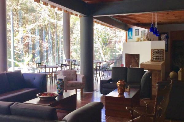 Foto de casa en condominio en venta en fontana pura esquina fontana alta , avándaro, valle de bravo, méxico, 5723635 No. 02