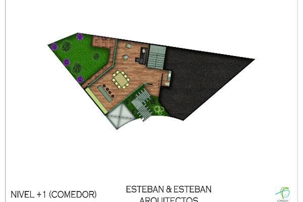 Foto de casa en condominio en venta en fontana pura esquina fontana alta , avándaro, valle de bravo, méxico, 5723635 No. 08