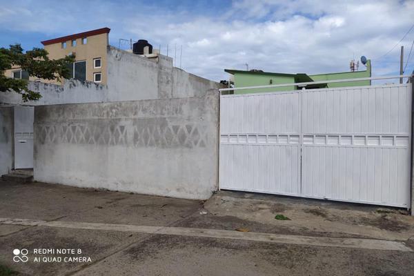 Foto de terreno habitacional en venta en  , formando hogar, veracruz, veracruz de ignacio de la llave, 18600695 No. 01