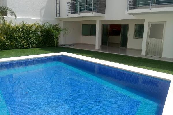 Foto de casa en venta en fortalecimineto mpal -, burgos, temixco, morelos, 5668104 No. 03