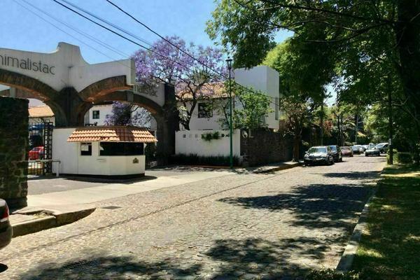 Foto de departamento en renta en  , fortín de chimalistac, coyoacán, df / cdmx, 20555592 No. 01