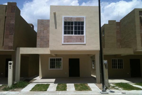 Foto de casa en venta en fraccionamiento arecas 32, fovissste, altamira, tamaulipas, 21331846 No. 01