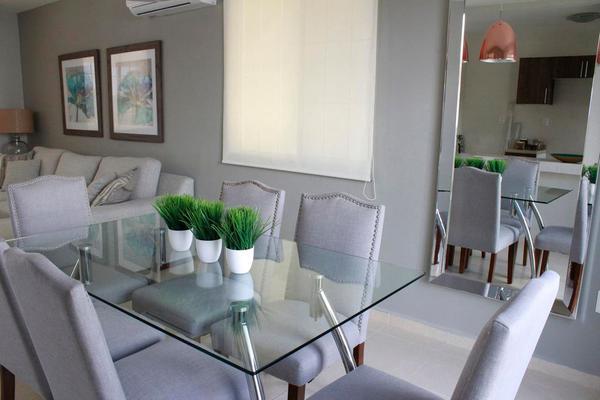 Foto de casa en venta en fraccionamiento arecas 32, fovissste, altamira, tamaulipas, 21331846 No. 04