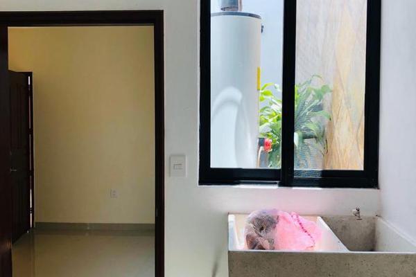 Foto de departamento en renta en  , fraccionamiento barlovento, salamanca, guanajuato, 9931469 No. 12