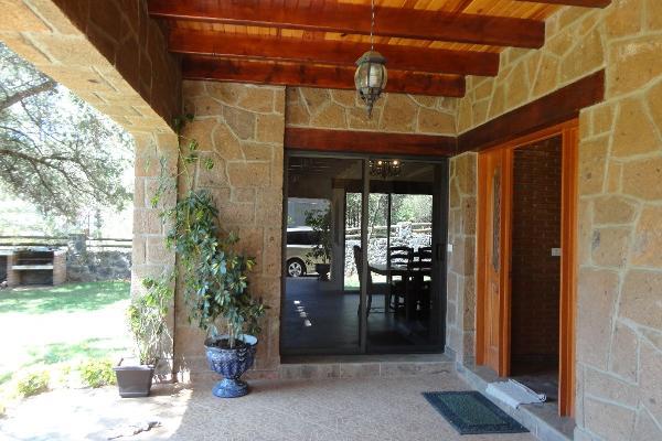 Foto de casa en venta en fraccionamiento campestre rancho san francisco , huasca de ocampo centro, huasca de ocampo, hidalgo, 3190907 No. 13
