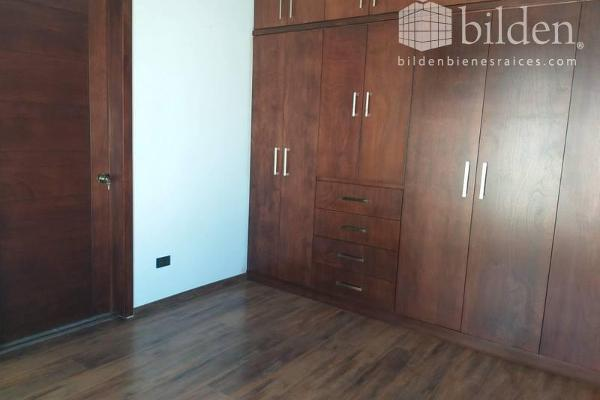 Foto de casa en venta en  , fraccionamiento campestre residencial navíos, durango, durango, 10202219 No. 20