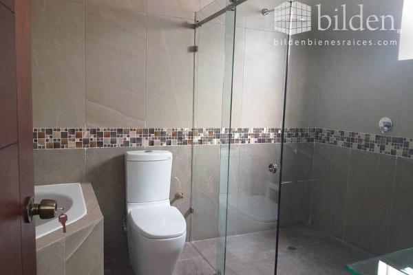 Foto de casa en venta en  , fraccionamiento campestre residencial navíos, durango, durango, 10202219 No. 23