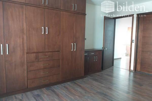Foto de casa en venta en  , fraccionamiento campestre residencial navíos, durango, durango, 10202219 No. 25