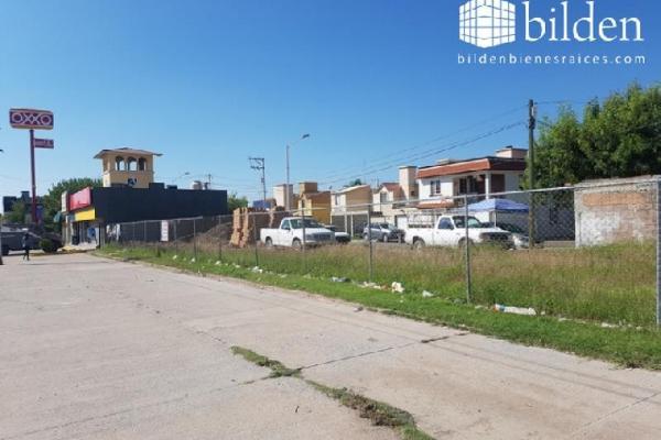 Foto de terreno habitacional en venta en  , fraccionamiento campestre residencial navíos, durango, durango, 6129358 No. 01
