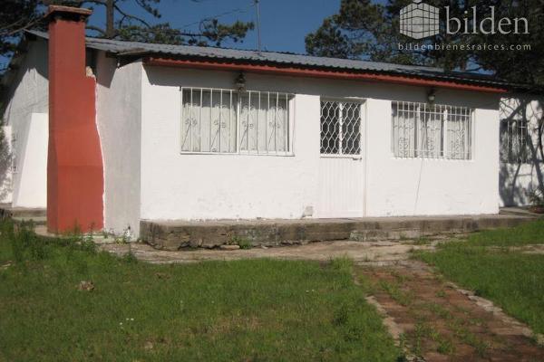 Foto de casa en venta en  , fraccionamiento campestre residencial navíos, durango, durango, 6161822 No. 01