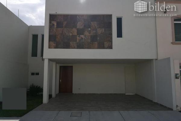 Foto de casa en venta en  , fraccionamiento campestre residencial navíos, durango, durango, 8633263 No. 01
