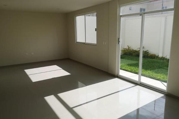 Foto de casa en venta en  , fraccionamiento campestre residencial navíos, durango, durango, 8633263 No. 07